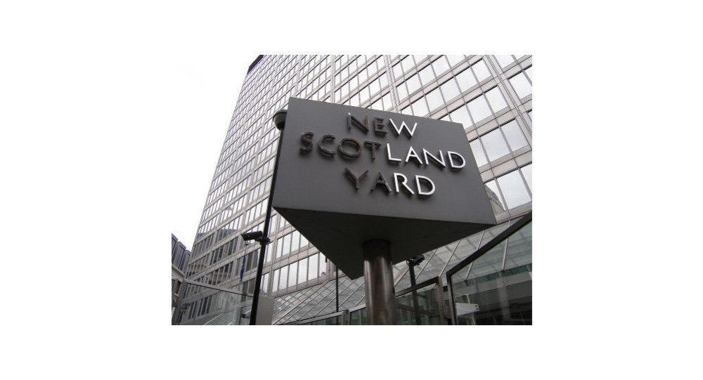 Скотленд-Ярд