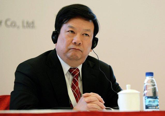 Liao Yongyuan, vicepresidente de Petrochina