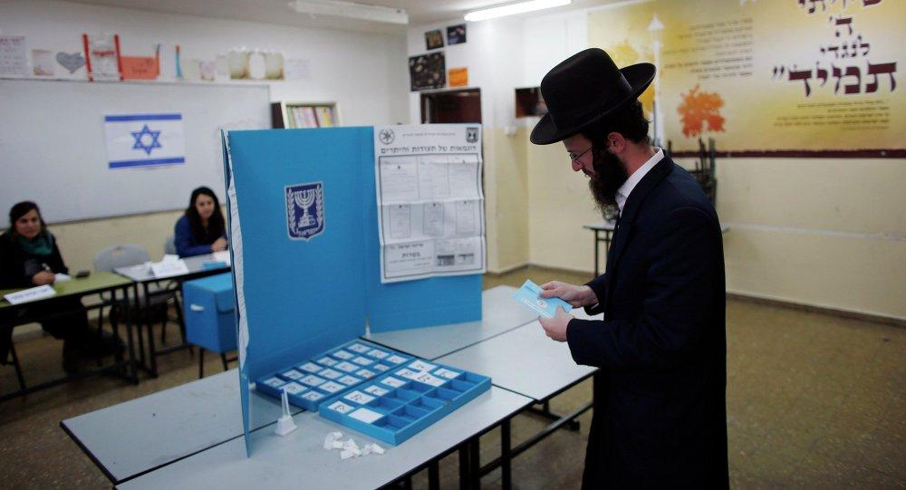 Elecciones en Israel (archivo)