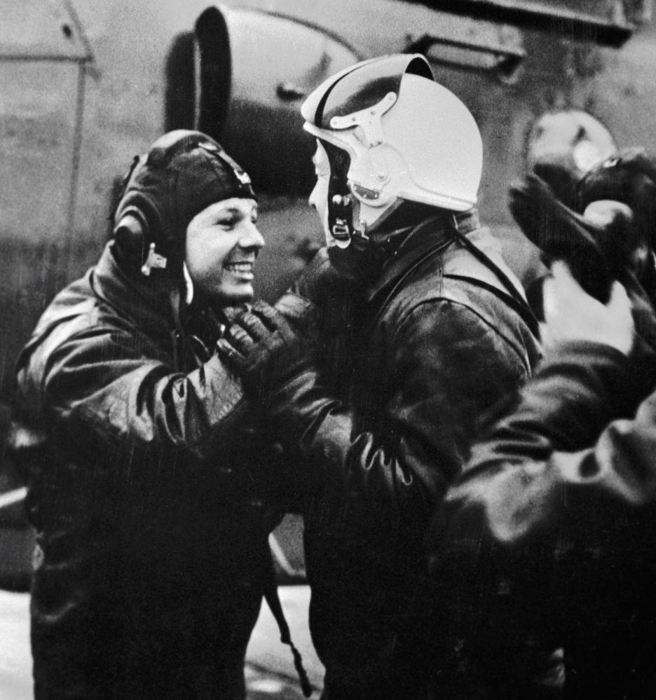 El cosmonauta Alexéi Leónov y los 23 minutos que entraron en la historia