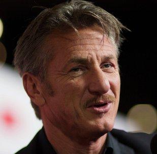 Sean Penn, actor y director de cine estadounidense (archivo)