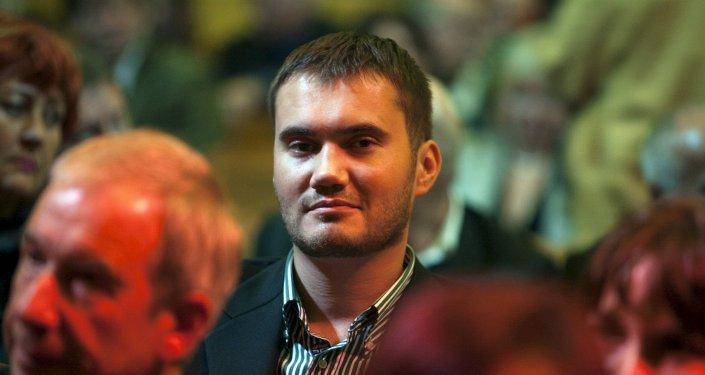 Víctor Yanukóvich junior
