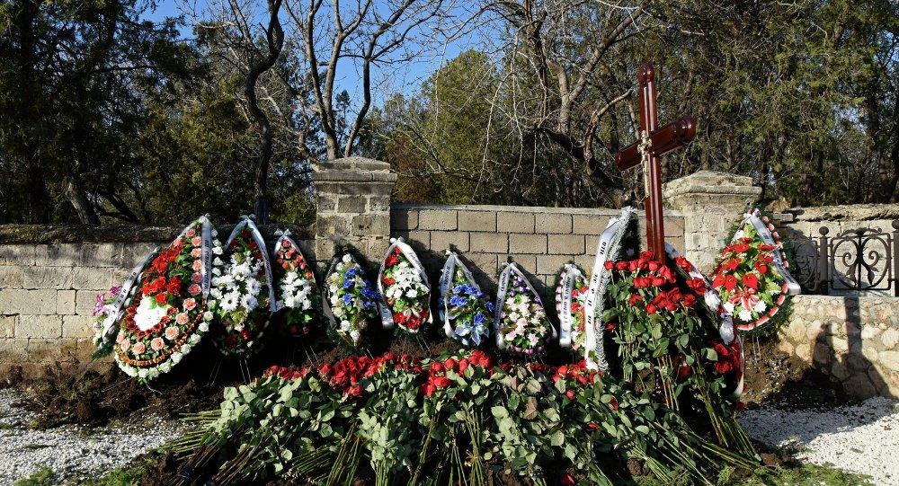 El hijo de Yanukóvich recibe sepultura en Crimea