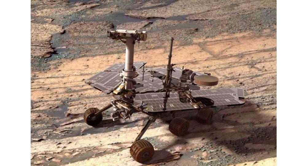 Rover estadounidense Opportunity