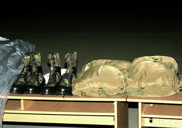 Ucrania recibe un cargamento de suministros del Ministerio de Defensa checo