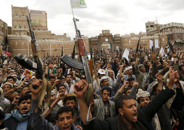 La coalición advierte de un ataque de los hutíes a la frontera entre Yemen y Arabia Saudí