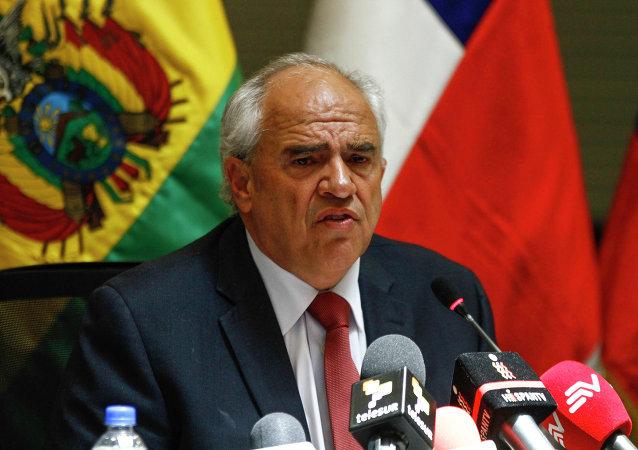 Ernesto Samper, exsecretario de la UNASUR