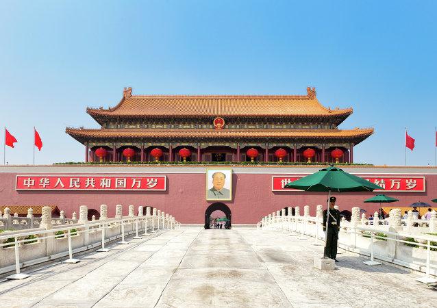 Puerta de Tiananmen