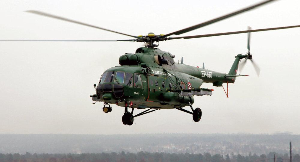 Helicóptero Mi-171Sh