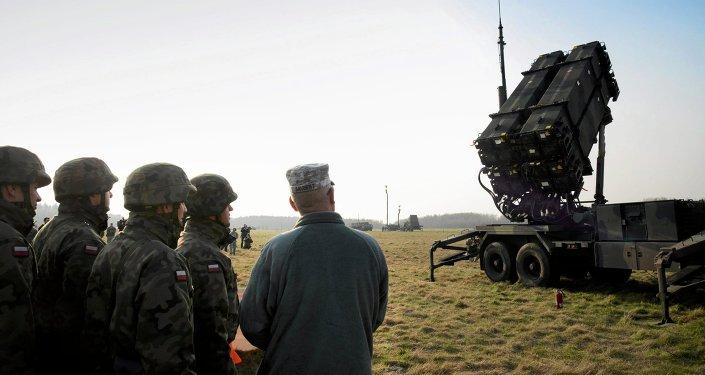 Sistema de misiles estadounidense Patriot en Polonia