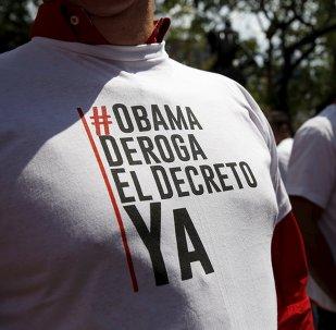 Venezuela recauda 5 millones de firmas contra el decreto de Obama