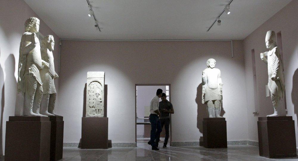 Un museo en Irak (archivo)