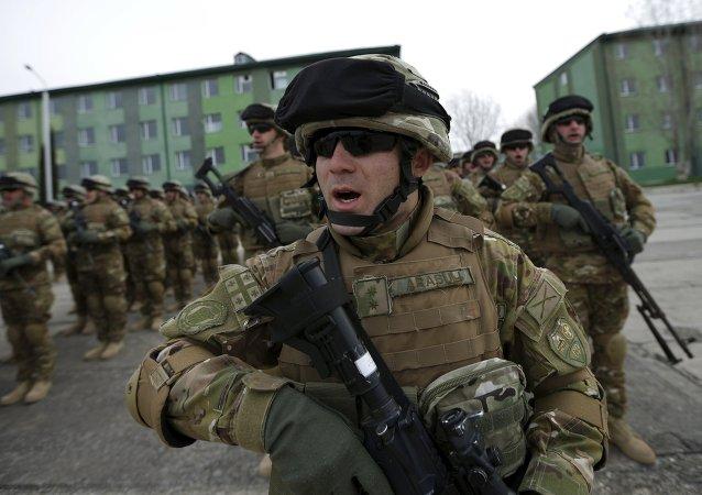 Centro de entrenamiento de la OTAN en Georgia