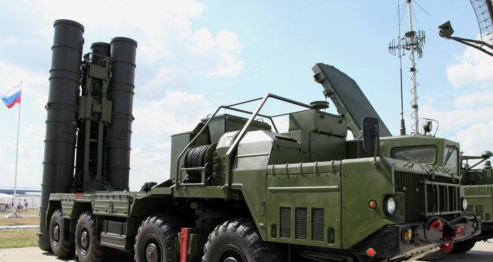 Sistema antiaéreo ruso S-300PMU2 Favorit