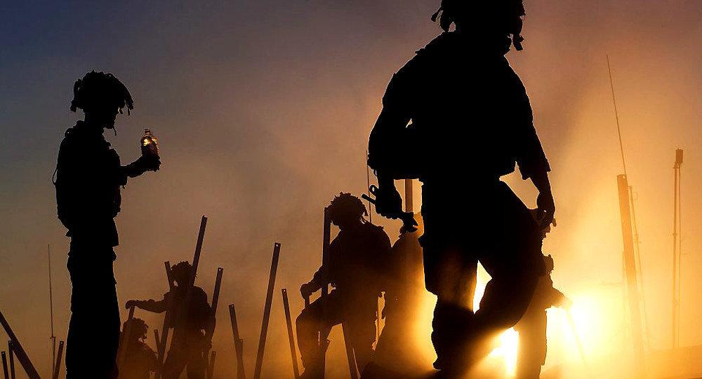 Soldados británicos en Afganistán (archivo)