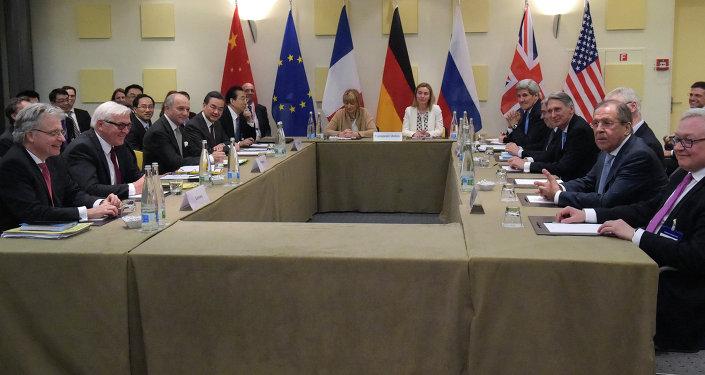 Negociaciones del Grupo 5+1 sobre Irán