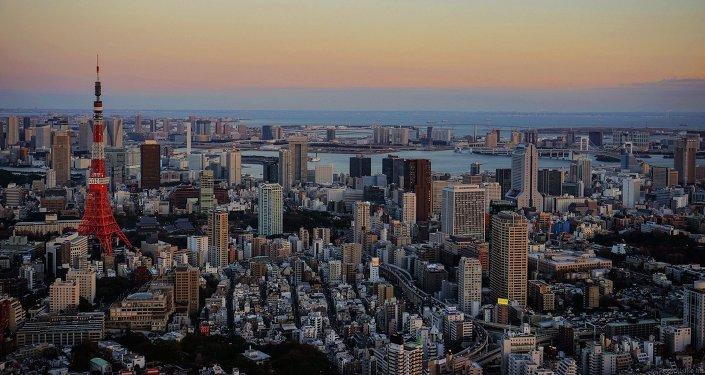 Tokio, capital de Japón (archivo)