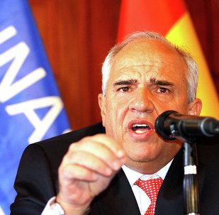 Ernesto Samper, ex secretario general de la Unión de Naciones Suramericanas (Unasur)
