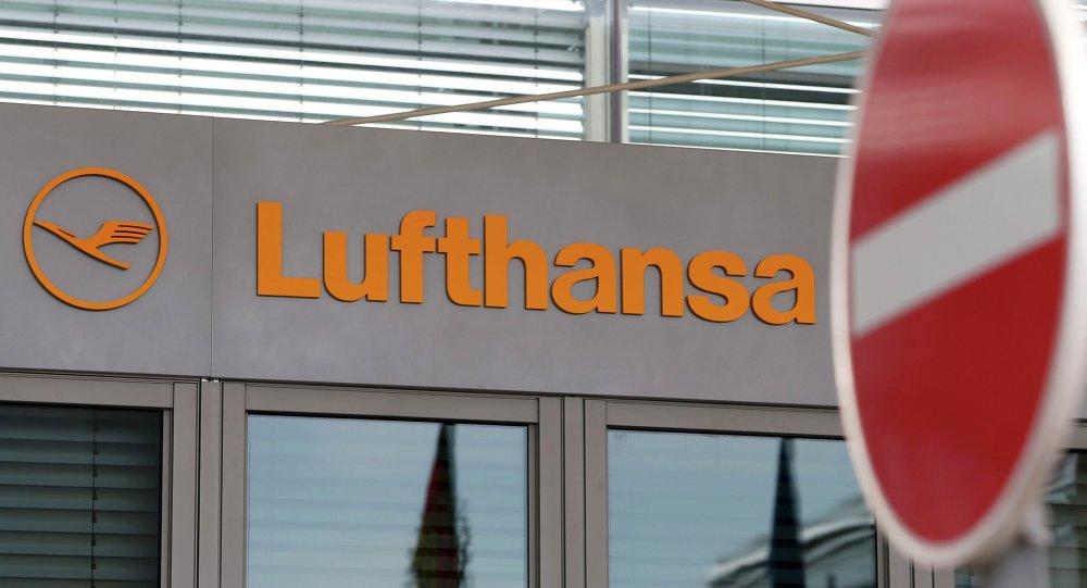 Logo de Lufthansa