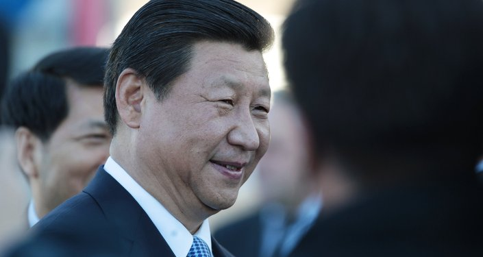 Xi Jinping, presidente de la República Popular China