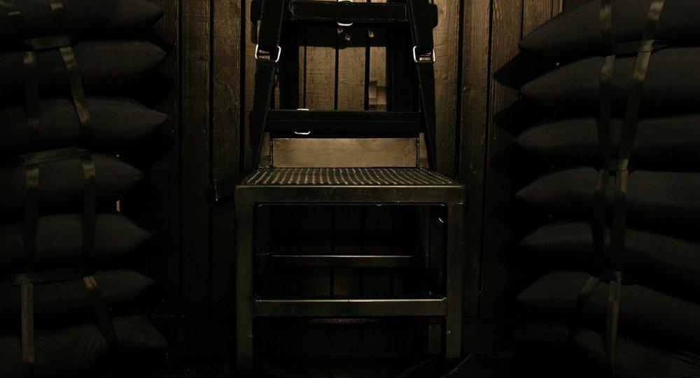 Cámara de ejecución en EEUU