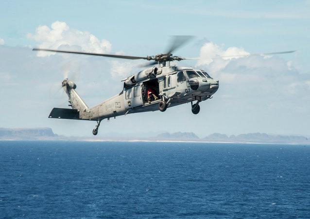 Helicóptero MH-60 Seahawk