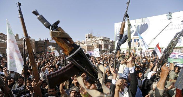 Los hutíes se apoderan de la residencia del presidente de Yemen, según fuentes
