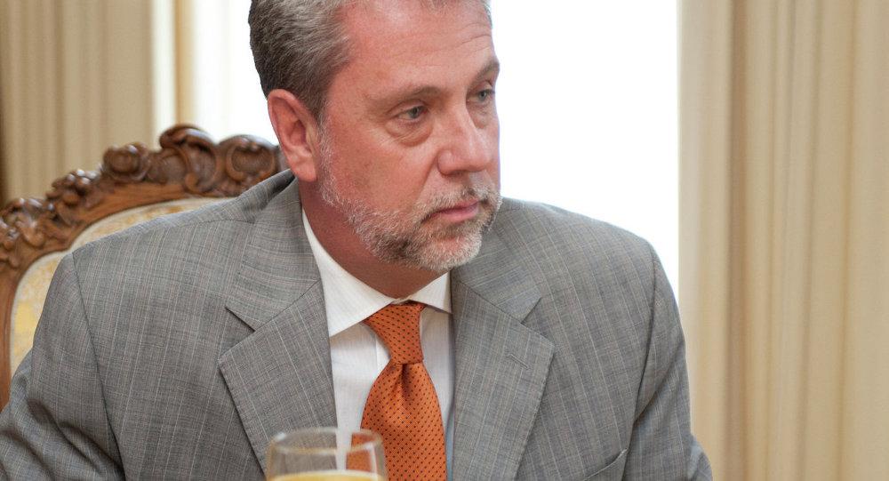 Jorge Lomónaco, subsecretario para Asuntos Multilaterales y DDHH de la Cancillería de México