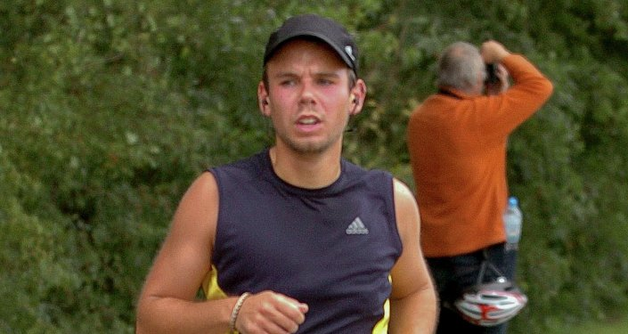 Andreas Lubitz, copiloto del Airbus A320 de Germanwings (archivo)