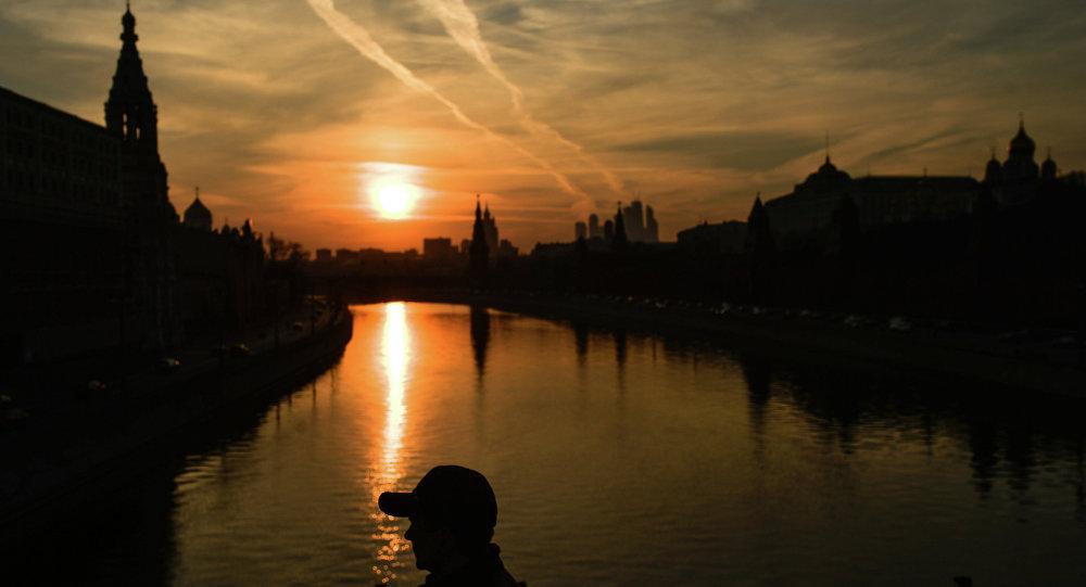 Marzo en Moscú