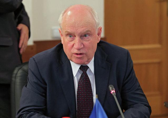 Serguéi Lébediev, secretario del Comité Ejecutivo de la CEI