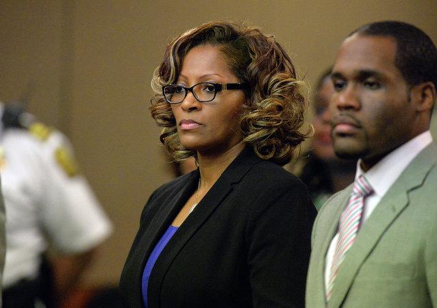 Angela Williamson, una de las maestras condenadas
