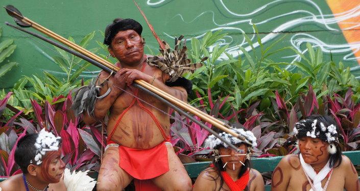 Artesanato Halloween Eva ~ El pueblo yanomami de Venezuela el más resistente a los antibióticos, según estudio Sputnik Mundo