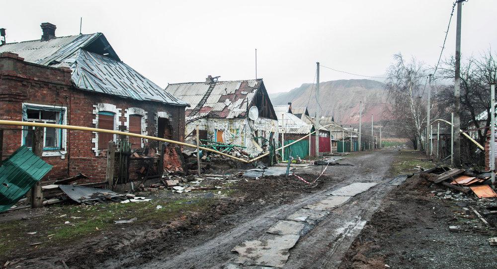 Cancillería de Ucrania revela que Kiev continuará bloqueo económico de Donbás