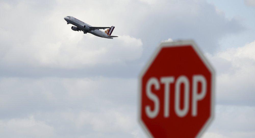 Un avión de Germanwings