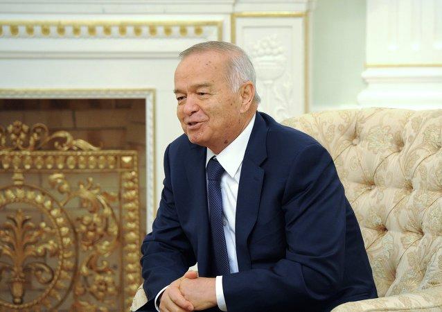 Islám Karímov, presidente de Uzbekistán