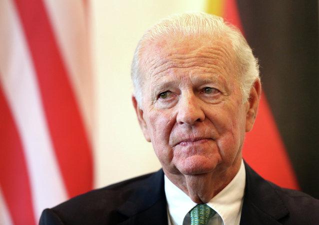 James Baker, ex secretario de Estado de EEUU