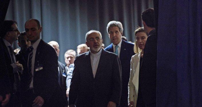 Negociacones sobre programa nuclear iraní