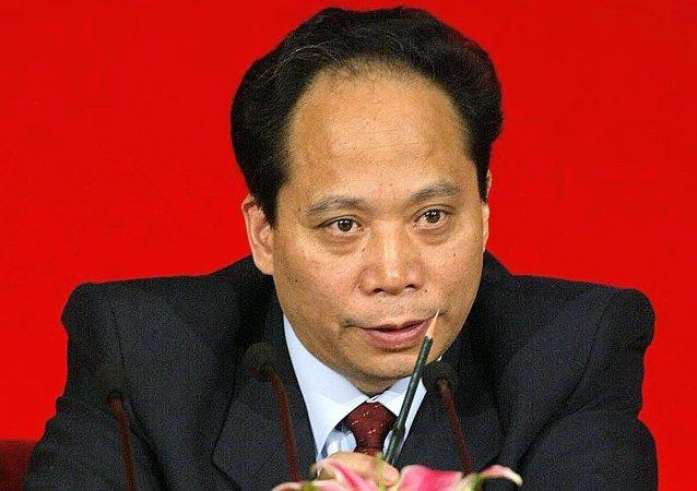 Ji Bingxuan, vicepresidente del Comité Permanente de la Asamblea Nacional Popular