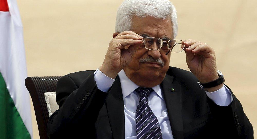Mahmud Abás, presidente de la Autoridad Nacional Palestina