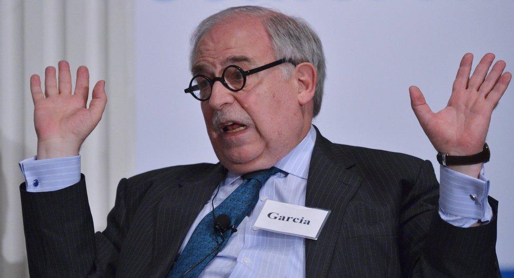 Marco Aurelio García, principal asesor de la Presidencia de Brasil