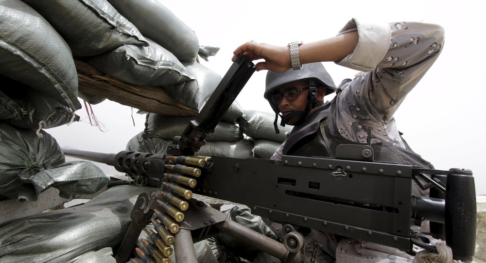 Un militar saudí (Archivo)