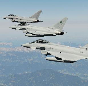 Real Fuerza Aérea Saudí (archivo)