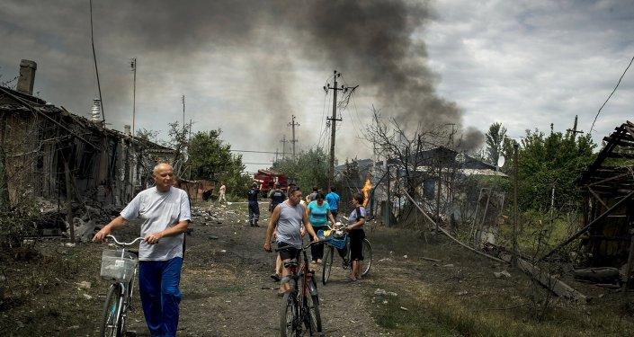 Occidente prefiere ignorar daño causado por Kiev a millones de ucranianos, según Narishkin
