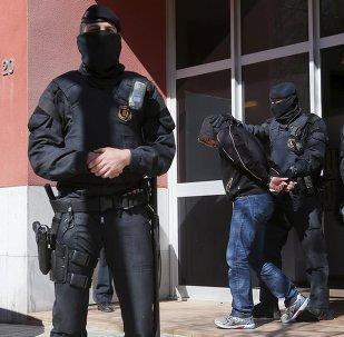 Policía catalana (archivo)
