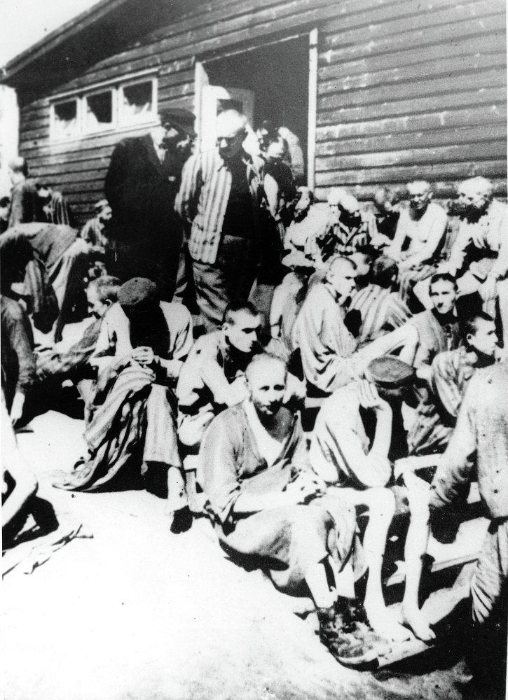 El campo nazi de exterminio de Mauthausen