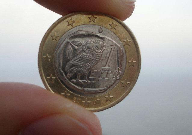 Moneda de un euro