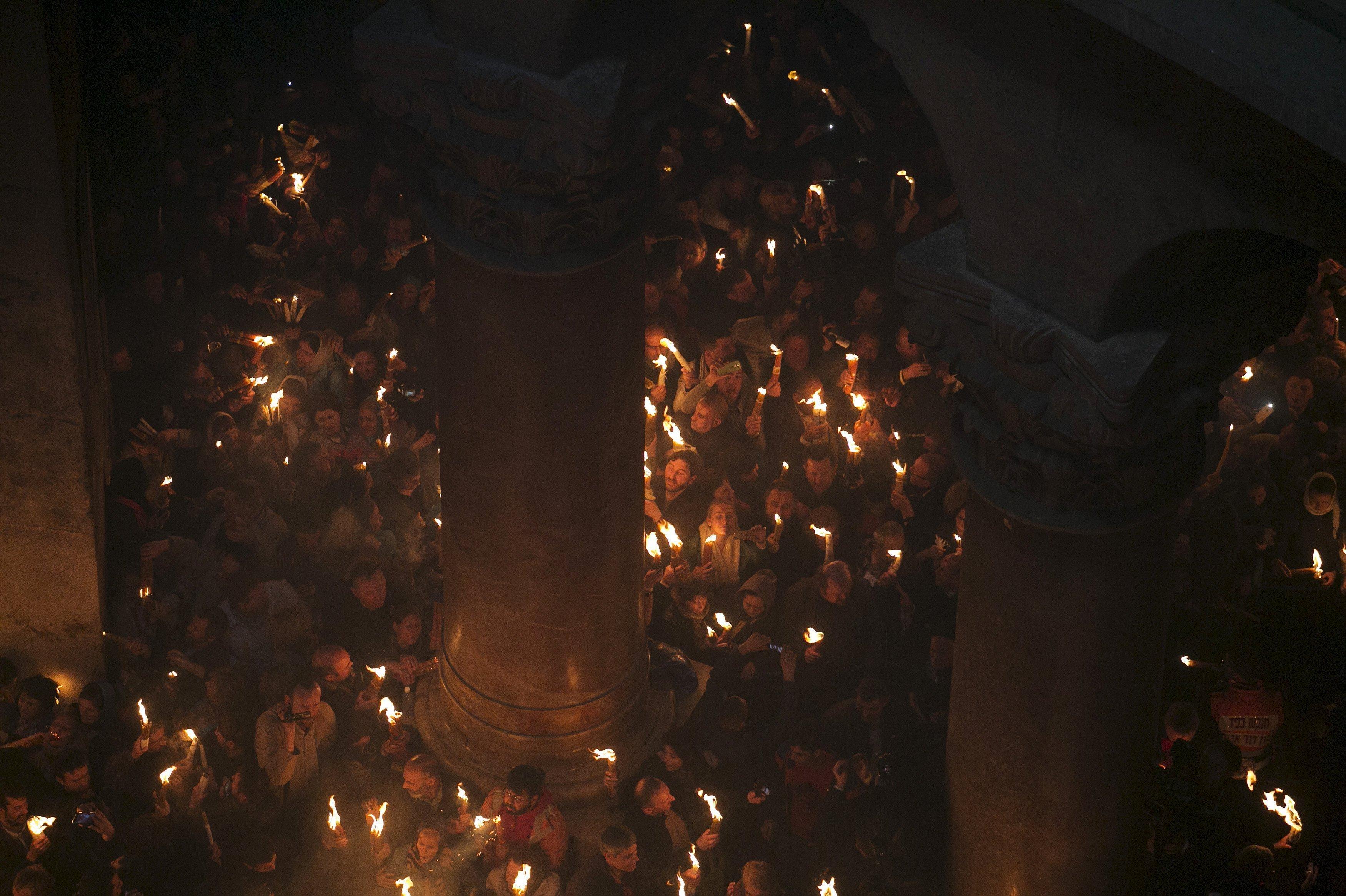 Iglesia de Santo Sepulcro de Jerusalén