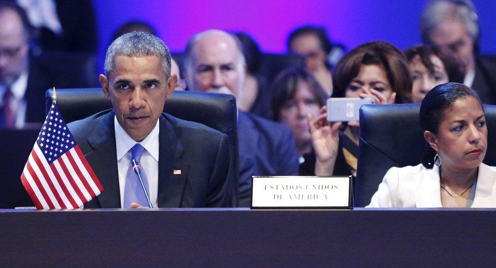 El presidente de EEUU, Barack Obama