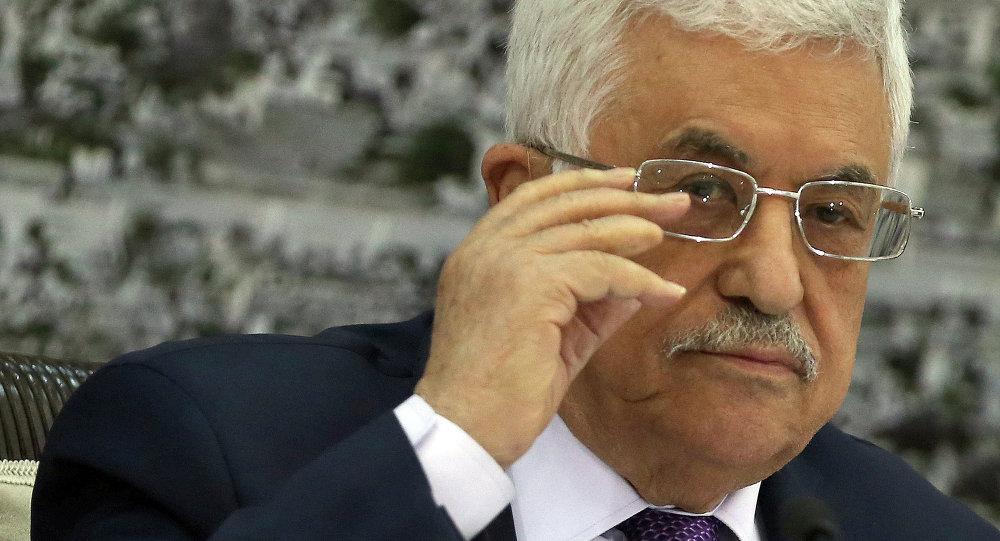 Mahmud Abás, presidente de la Autoridad Nacional Palestina (ANP)